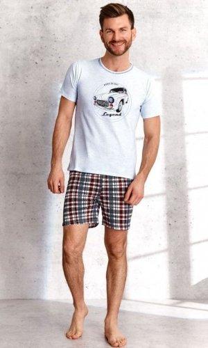 Piżama Taro Szymon 2086 kr/r S-2XL L'21