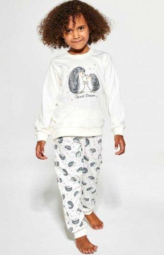 Piżama dziecięca Cornette Kids Girl 977/142 Forest