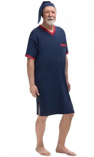 Koszula Martel 502 Gładka kr/r M-2XL Sylwester I