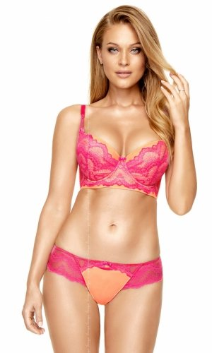 Biustonosz push-up Kinga PU-731 Candice I