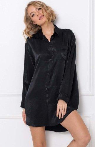 Rozpinana koszula damska Aruelle Dominique Nightdress