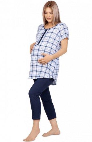 Piżama ciążowa Regina 667 2XL