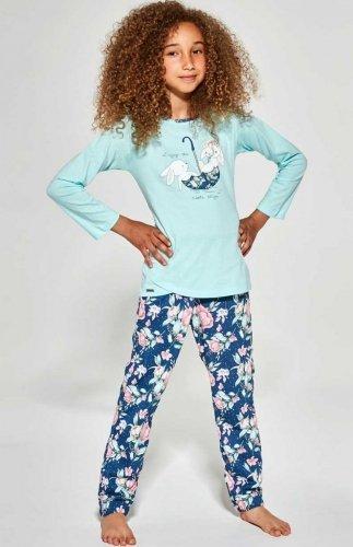 Piżama dziecięca Cornette Kids Girl 030/140 Umbrella