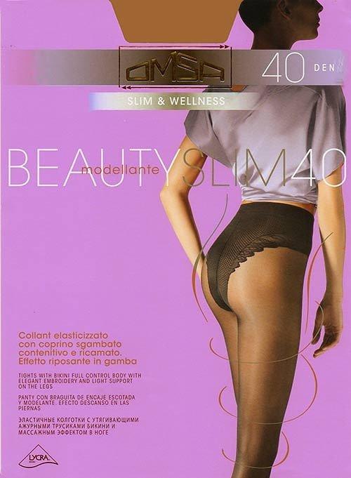 Rajstopy Omsa Beauty Slim 40 den