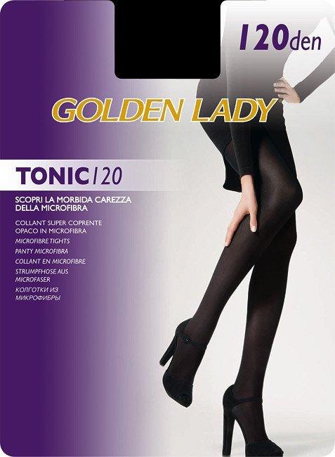 Rajstopy Golden Lady Tonic 120 den