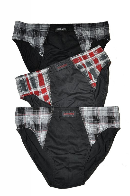 Slipy Cornette Comfort 3-Pack A'3 M-XL
