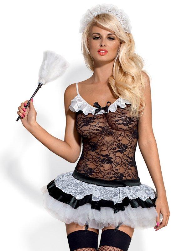 Komplet Obsessive Housemaid