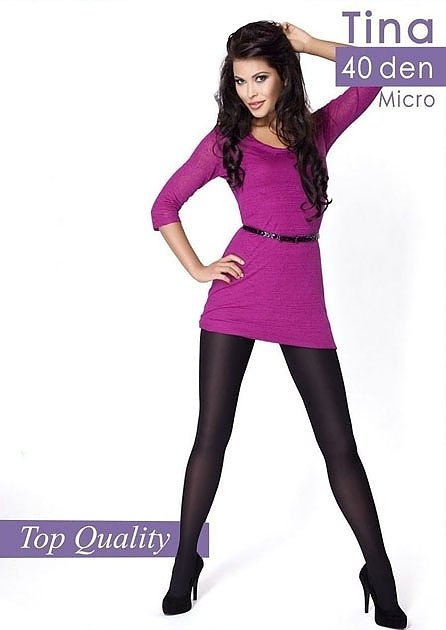 Rajstopy Mona Tina 40 den 6-XXL