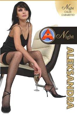 Pończochy Aleksandra Night-kabaretki