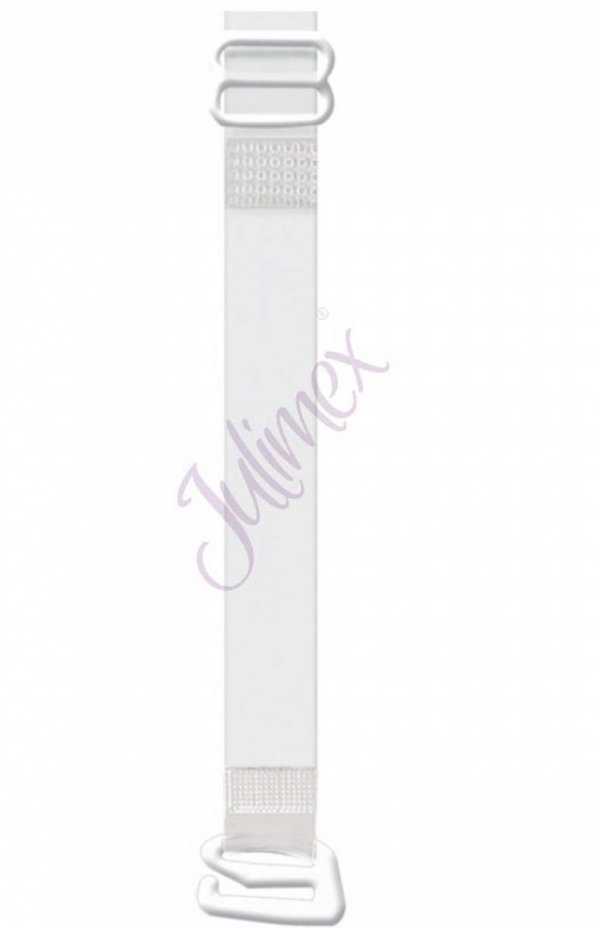 Ramiączko silikonowe Julimex na szyję z plastikowym zaczepem 10 mm RT 07