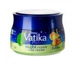 Krem odżywka do włosów Dabur Vatika Nocna Regeneracja 140ml