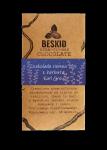 Czekolada ciemna 73% z herbatą Earl Grey, 50g, Beskid Chocolate