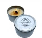 Świeca sojowa z Palo Santo 180ml, Sacred Smoke