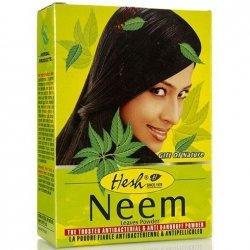 Maseczka do twarzy i włosów Neem Hesh