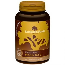 Maca BIO, Rainforest Foods (300tab.)