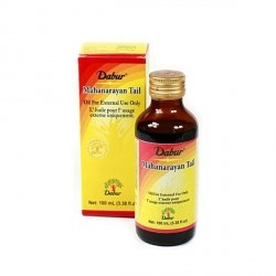 Olejek zdrowotny Mahanarayan Dabur 100ml