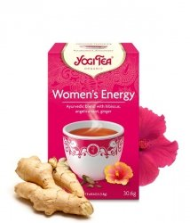 Yogi Tea Energia dla kobiet (Women's Energy)
