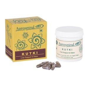 Kutki - Aurospirul, 100kapsułek