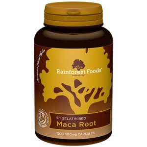 Maca BIO, Rainforest Foods (120tab.)