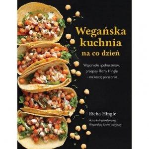 Wegańska kuchnia na co dzień – Richa Hingle