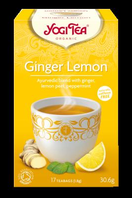 Yogi Tea Imbirowo-cytrynowa (Lemon Ginger)