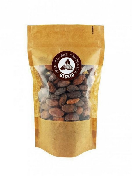 Surowe ziarno kakaowca, Peru, Beskid Chocolate