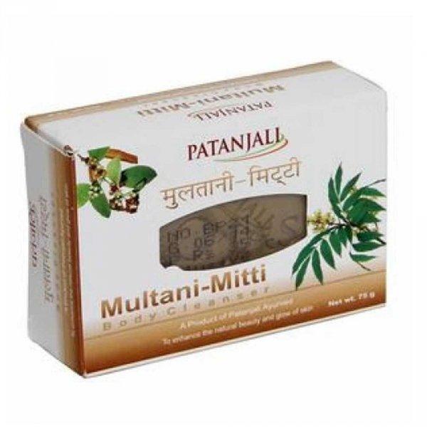 Mydło z glinką Multani Mitti Patanjali 75g