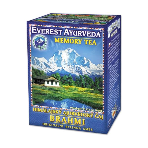 Brahmi – pamięć i czynność mózgu