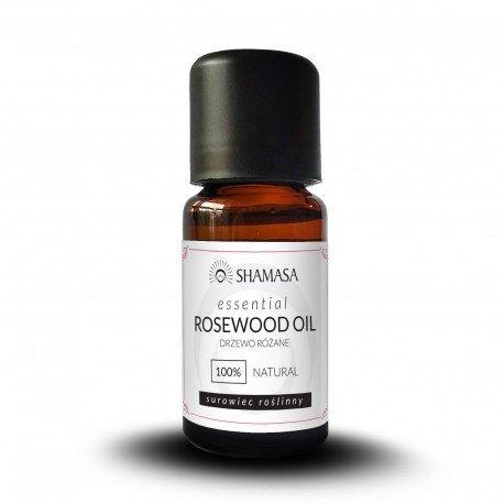 Drzewo różane esencja 100% - olejek eteryczny 15 ml, Shamasa