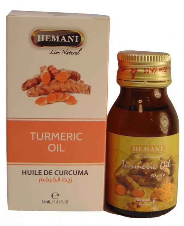 Hemani olejek z kurkumy 30ml