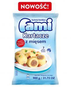 [FAMI] KARTACZE Z MIĘSEM 900/6
