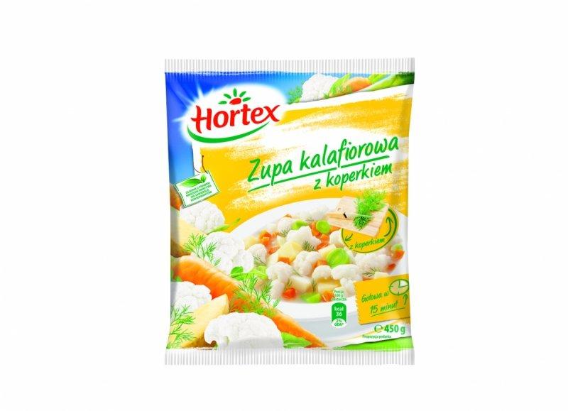 [HORTEX] Zupakalafiorowa z koperkiem450g/14szt