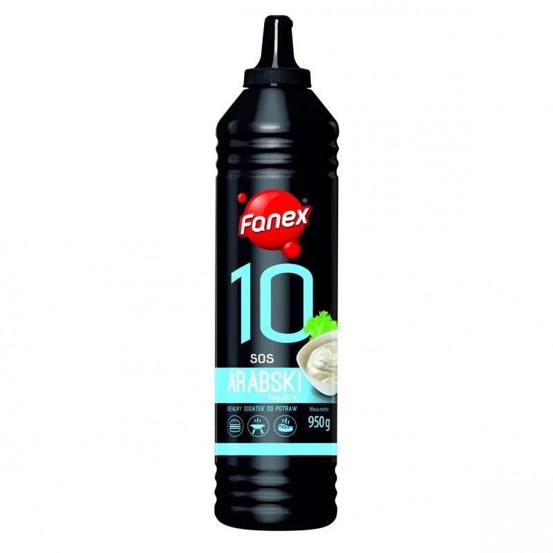 [FANEX] Sos Arabski łagodny 950g/4pack