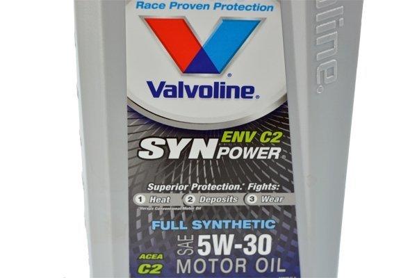 VALVOLINE SYNPOWER XTREME ENV C2 5W-30 1L