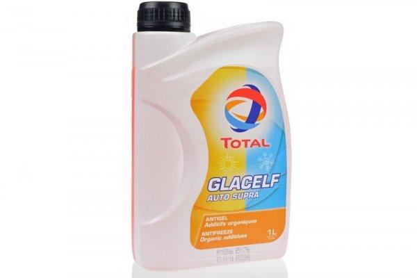 TOTAL GLACELF AUTO SUPRA 1L KONCENTRAT CZERWONY