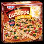 4012 Guseppe Pizza z Kurczakiem Curry 375g 1x5