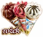 9103 Lody Koral Rożek mix A 110 ml 1x36