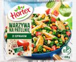 1158 Hortex WNP Warzywa Na Patelnię ze szpinakiem 450g 1x14