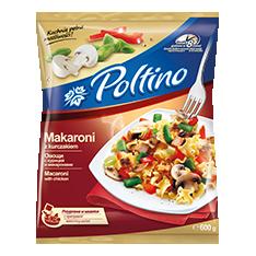 1048 Poltino Macaroni z Kurczakiem 600g 1x10