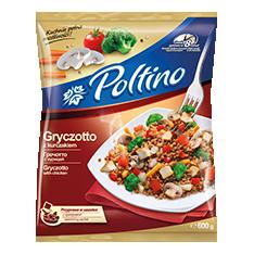 1046 Poltino Gryczotto z Kurczakiem 600g 1x10