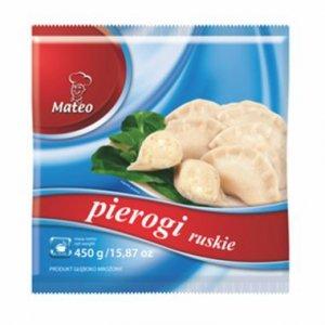7012 Mateo Pierogi Ruskie 450g (1x12)