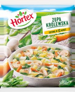 1102 Hortex Zupa królewska 450g 1x14