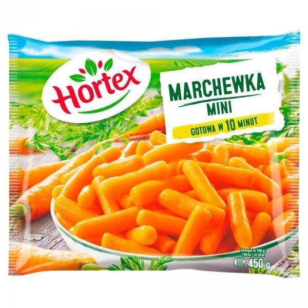 1240 Hortex Marchewka mini 450g 1x14