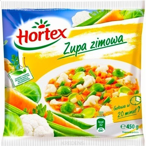 Hortex Zupa zimowa 450g 1x14