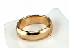 gold ring 20,00mm. gold-plated engagement xuping
