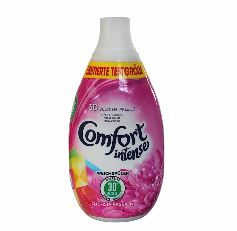 Comfort Intense Fuchsia Passion koncentrat do płukania tkanin 450 ml