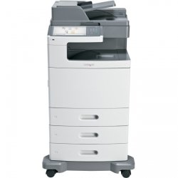 LEXMARK X792DE COLOR MFP GW FV WIN10
