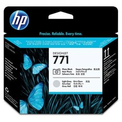 HP oryginalna głowica drukująca CE020A HP 771 PB / LG