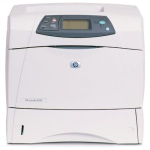 HP LJ 4250 DN  SIEĆ DUPLEX przebieg 53 tys. stron