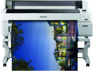 Ploter EPSON SureColor SC- T7200D PS 44 nowy